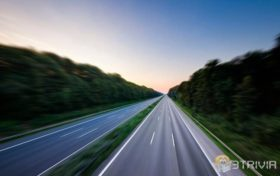 High-speed road trivia:Isn't it true that German highways do not limit speed?