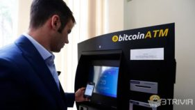 BTC Trivia:Is it possible to trade BTC with ATM?