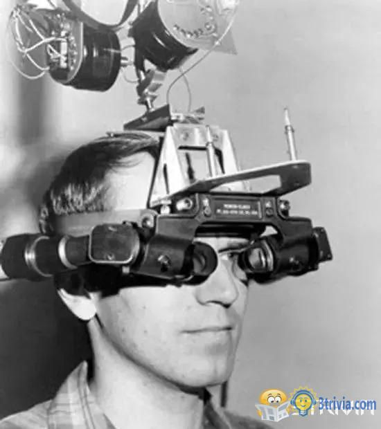 VR trivia: How big was the earliest invented VR device?
