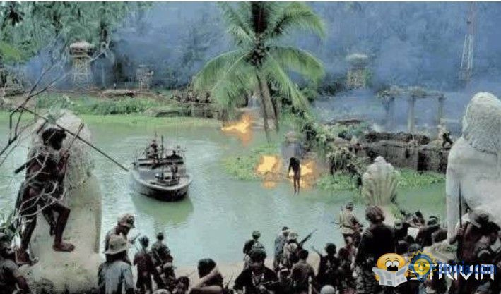 Movie Trivia: Apocalypse Now Coppola burned down a whole forest.