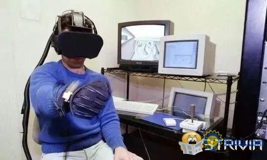 VR Trivia:The word VR was first proposed