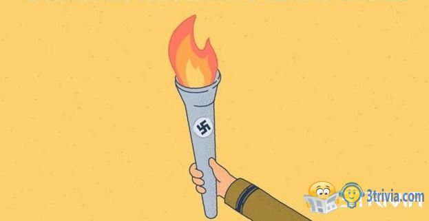 Olympic Trivia: Torch Relay Originally Nazi Thoughts