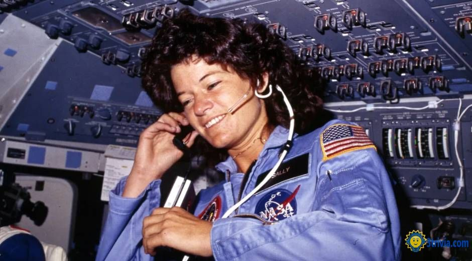 Space trivia: America's first woman to enter space?