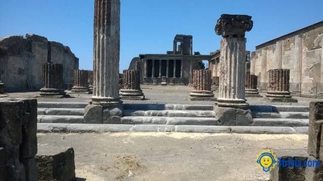 Horror building trivia: 7. Ancient Pompeii-Consumed by the Wrath of the Gods?