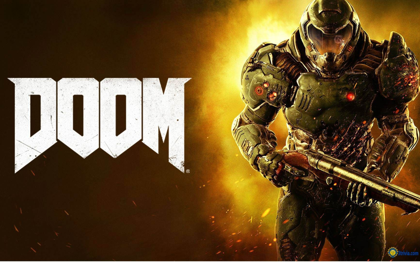 Game trivia: Doom, the world's most popular game
