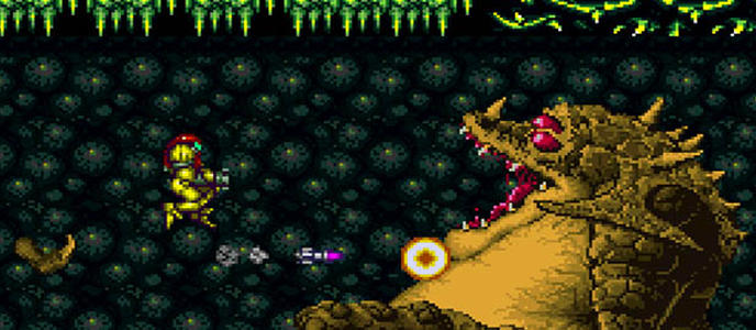 Game trivia: Super Metroid, the most popular game in the world