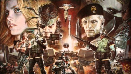 Game trivia: Metal Gear Solid, the most popular game in the world