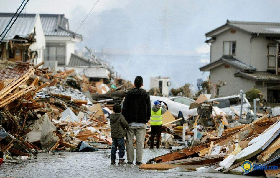 Historical trivia: Tōhoku earthquake and tsunami of the events recorded in history in 2010