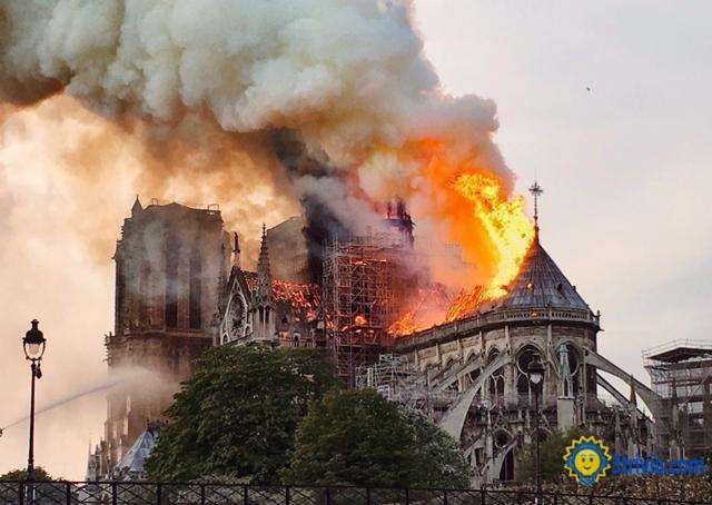 Historical trivia: Notre-Dame de Paris fire, an event recorded in history in 2010