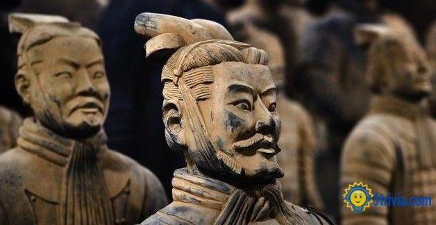 Trivia in Chinese history: When Qin Shihuang unified China, there was another country that was not unified