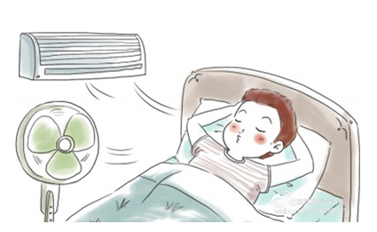 Dream trivia: air conditioning can make you have a good dream?