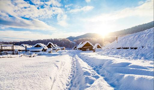 Earth trivia: almost 10 billion cubic meters of snow fall every year