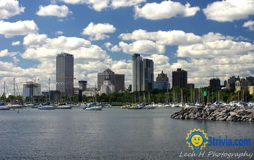 Crime City Trivia: Milwaukee, Wisconsin has one of the highest crime rates in the United States