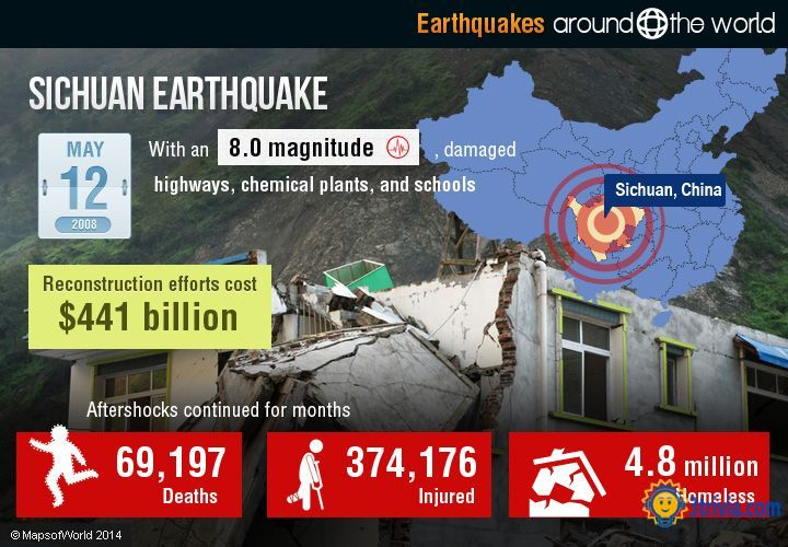 Earthquake trivia: Why does Sichuan have frequent earthquakes?