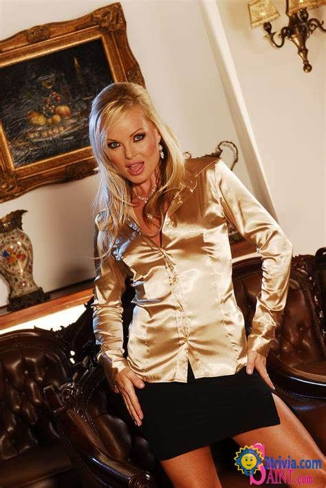 Pornstar trivia: Silvia Saint, the most popular porn actress in Europe and America in 2017
