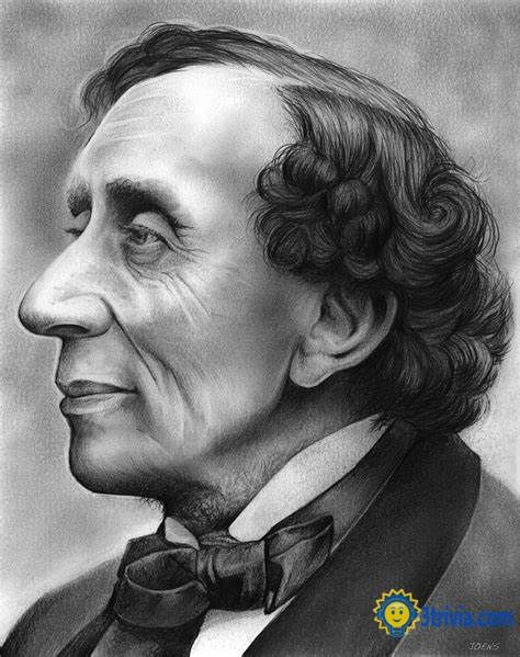 Character trivia: Hans Christian Andersen, the creator of good health