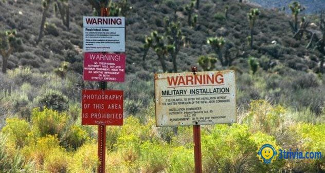 Top Secret Trivia: Area 51 of Most Heavily Guarded Places On Earth