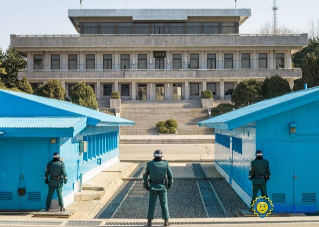 Top Secret Trivia: The Korean Demilitarized Zone of Most Heavily Guarded Places On Earth