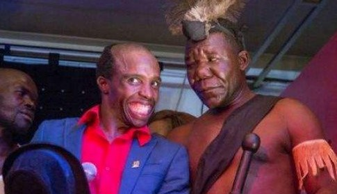 Face trivia: Zimbabwe's ugliest gentleman contest, once scared friends and relatives because of his ugly appearance